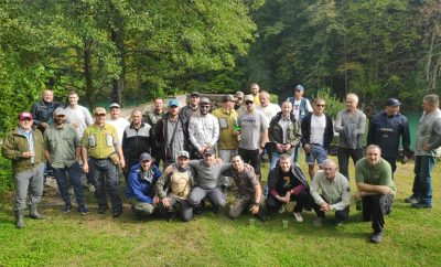 2nd Fly Fishing Cup on Slunjčica