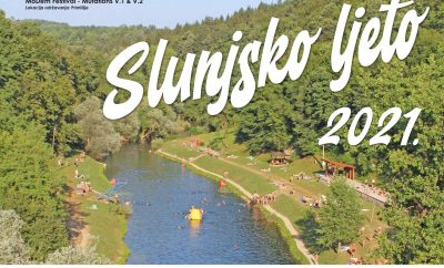 Slunj summer events 2021