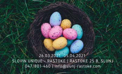 Spring search for Easter eggs