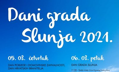 Days of the town of Slunj 2021
